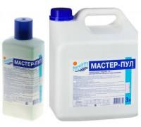 """МАСТЕР-ПУЛ  бесхлорное жидкое средство """"4 в 1"""" для комплексного обеззараживания бассейна"""