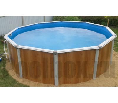 Каркасный (сборно-разборный) бассейн Эсприт - Биг д. 5.50х 1,35 м., Atlantic Pool