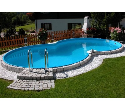 Каркасный бассейн Exklusiv 8-Form 6,25х3,6х1,5 м. (восьмерка) Summer Fun