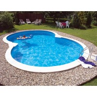 Каркасный бассейн Exklusiv 8-Form 5,25х3,2х1,5 м. (восьмерка) Summer Fun (каркас/пленка)