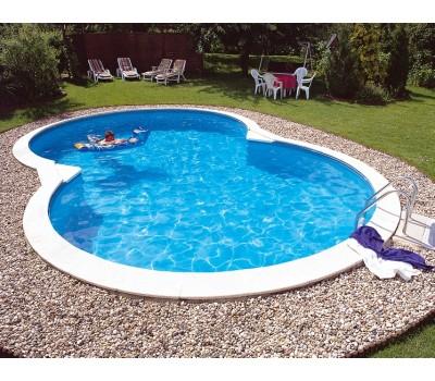 Каркасный бассейн Exklusiv 8-Form 5,25х3,2х1,5 м. (восьмерка) Summer Fun