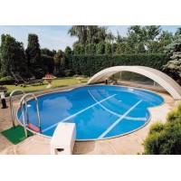 Каркасный бассейн Exklusiv 8-Form 8,55х5,0х1,5 м. (восьмерка) Summer Fun (каркас/пленка)