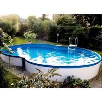 Каркасный бассейн Exklusiv 8-Form 7,25х4,6х1,5 м. (восьмерка) Summer Fun (каркас/пленка)