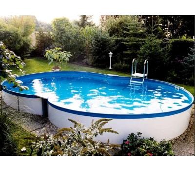 Каркасный бассейн Exklusiv 8-Form 7,25х4,6х1,5 м. (восьмерка) Summer Fun