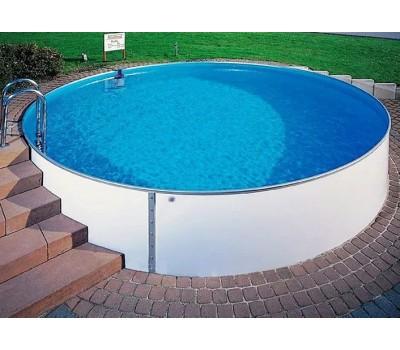 Каркасный бассейн Exklusiv д.4,0 х 1,2 м. (круг) Summer Fun