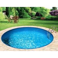 Каркасный бассейн Exklusiv д.3,5 х 1,2 м. (круг) Summer Fun (каркас/пленка)