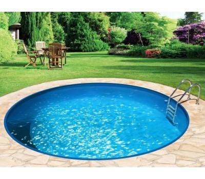 Каркасный бассейн Exklusiv д.4,0 х 1,5 м. (круг) Summer Fun