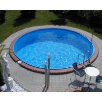 Каркасный бассейн Exklusiv д.5,0 х 1,5 м. (круг) Summer Fun (каркас/пленка)