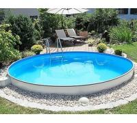 Каркасный бассейн Exklusiv д.2,0 х 1,2 м. (круг) Summer Fun