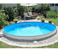 Каркасный бассейн Exklusiv д.2,0 х 1,2 м. (круг) Summer Fun (каркас/пленка)