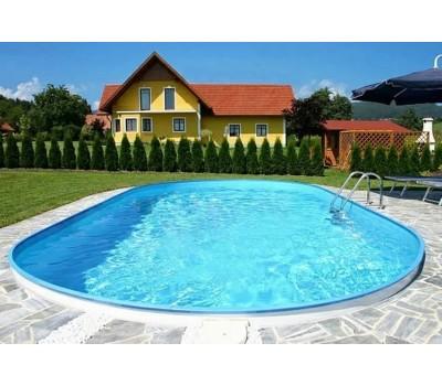 Каркасный бассейн Exklusiv Ovalform 9,16х4,6х1,5 м. (овал) Summer Fun