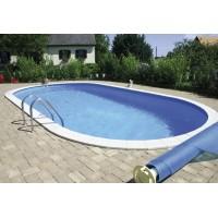 Каркасный бассейн Exklusiv Ovalform 6,0х3,2х1,5 м. (овал) Summer Fun (каркас/пленка)