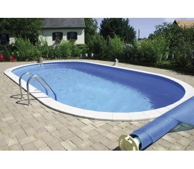 Каркасный бассейн Exklusiv Ovalform 6,0х3,2х1,5 м. (овал) Summer Fun