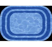 Композитный бассейн Джулия 4,00*2,79*1,55 м., Голубая Лагуна