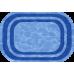 Композитный бассейн Джулия 4,00*2,79*1,55 м., Голубая Лагуна (Россия/США), цвет голубой