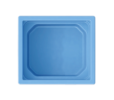 Композитный бассейн Laguna 2 (2,2*2,2*1,55 м.), ТМ Лагуна Пулс