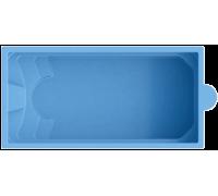 Композитный бассейн Laguna 5 (5,0*2,6*1,4 м.), ТМ Лагуна Пулс