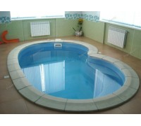 Композитный бассейн Барселонет 4,00*2,50*1,30 м., Франмер
