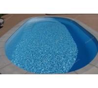 Композитный бассейн Биориц-Baby 6,2*3,0*0,9 м., Франмер