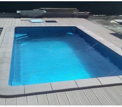 Композитный бассейн Нарвик 6,15*3,0*1,68 м., Франмер (Россия/Франция), цвет на выбор