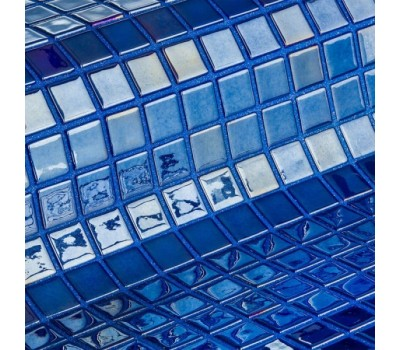 Мозаика стеклянная Ezarri модели Azurita