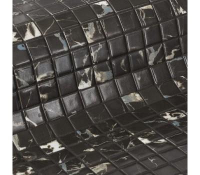 Мозаика стеклянная Ezarri модели Black Marble