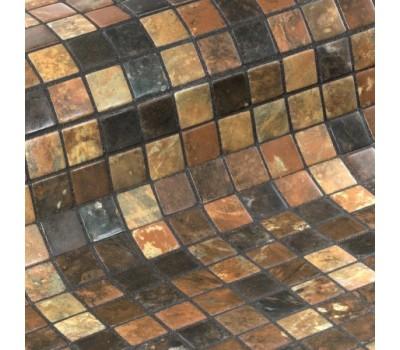 Мозаика стеклянная Ezarri модели Riverstone