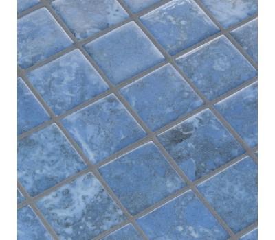 Мозаика стеклянная Ezarri модели Bluestone 50