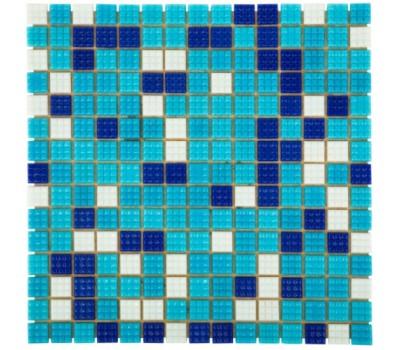 Мозаика стеклянная для бассейна Aquaviva Bagama Dark