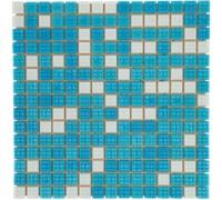 Мозаика стеклянная Aquaviva Bagama Light вариант 2