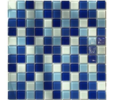 Мозаика стеклянная для бассейна Aquaviva Сristall Bagama Light