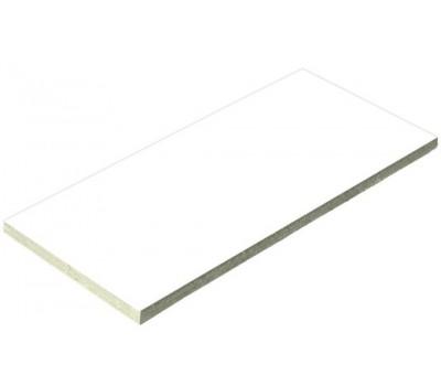 Плитка керамическая глянцевая белая Aquaviva