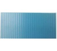 Плитка керамическая противоскользящая для бассейна синяя Aquaviva