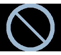Комплект (ремни, ручка, винты, фиксаторы, шайбы) штанги д/ролика из нерж.ст.2,5-4,5м Flexinox (77157011)