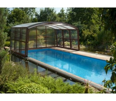 Павильон для бассейна CASABLANCA-С (Ideal Cover, Чехия), размер 16,06*7,00(6,12)*2,94 м., в коробке