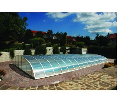 Павильон для бассейна Dallas-A (Ideal Cover, Чехия), размер 6,46*4,07(3,79)*0,75  м., в коробке