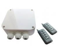 Пульт дистанционного управления прожекторами в бассейне AquaViva RC-01