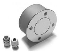 Распаячная коробка из нержавеющей стали, круглая D=115 мм, PG-13,5, АТ 08,01, Акватехника