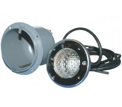 Прожектор (15Вт/12В) (под плитку) Emaux LEDS-100PN (Opus) многоцветный, из нерж. стали