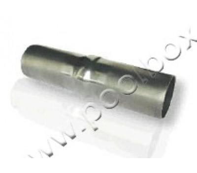 Соединитель для поручня 1 м., AISI-316, прямой, Emaux