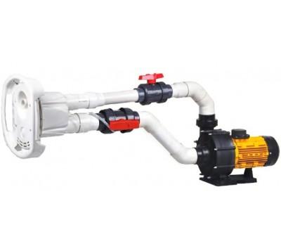 Противоток AquaViva AV-JET-4ST Kit (380В, 56м3/час, 4HP)