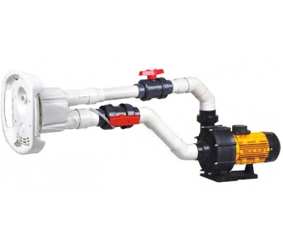 Противоток AquaViva AV-JET-3ST Kit (380В, 38м3/час, 3HP)