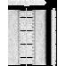 Переливная решетка из натурального камня
