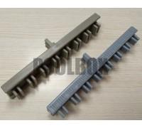 Переходной элемент 90 гр. для переливной решетки 22/34 мм.