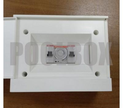 Щит управления фильтрацией с таймером 230В ABB