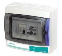 Панель управления фильтрацией Toscano ECO-POOL-B-230-D 10002580 (230В) с таймером, Bluetooth