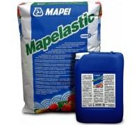 МАПЕЛАСТИК двухкомпонентная гидроизоляция (комплект 25 + 8 кг.), Mapei, Италия