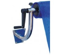 Сматывающее устройство из нержавеющей стали Flexinox с настенным креплением