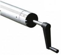 Штанга телескопическая для ролика из нерж. ст. 2,5-4,5м Flexinox, для бассейна, Испания