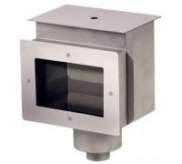 Скиммер для бассейна, из нержавеющей стали, (плитка), СК.20.1, Xenozone